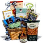 Classic Kosher Gift Basket