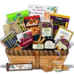 Premium Healthy Gift Basket