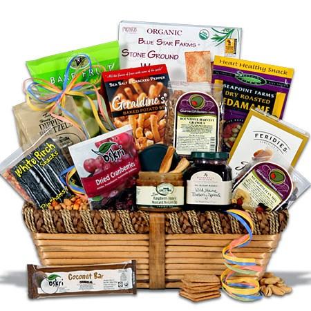 Premium Healthy Gift Basket - C&W DirectC&W Direct