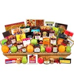 Signature Series Fruit & Gourmet Basket