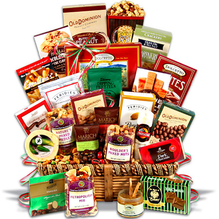 Ultimate Christmas Gift Basket - C&W DirectC&W Direct